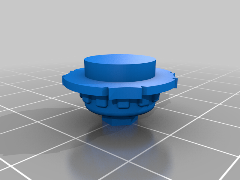 Leg_Joint_Mid.png Download free STL file War Pulpit of the Ecclesiarchy • 3D printing object, fraserblazer