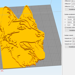 Pastor 2.PNG Download STL file shepherd • 3D printer template, Tule