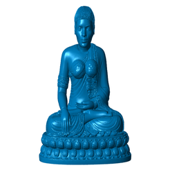tpolfront.png Download free STL file T'Pol Buddha (Star Trek Collection) • 3D print object, ToaKamate