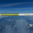 01a.png Download 3DS file K239 Chunmoo Missile • Object to 3D print, SimonTGriffiths