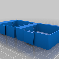 Kitchen_Wrap_Holder_Dovetail.png Download free STL file Kitchen Wrap Holder w/dovetail • 3D printing template, Mast3rBlast3r