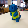 Capture_d_e_cran_2016-07-22_a__11.01.10.png Download free STL file Color Low-Poly Squirtle • 3D printer template, MosaicManufacturing