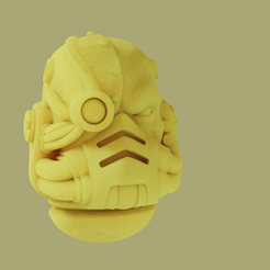 untitled.png Download free STL file Bionic Head for Prime Marines • 3D printing object, danny_cyanide