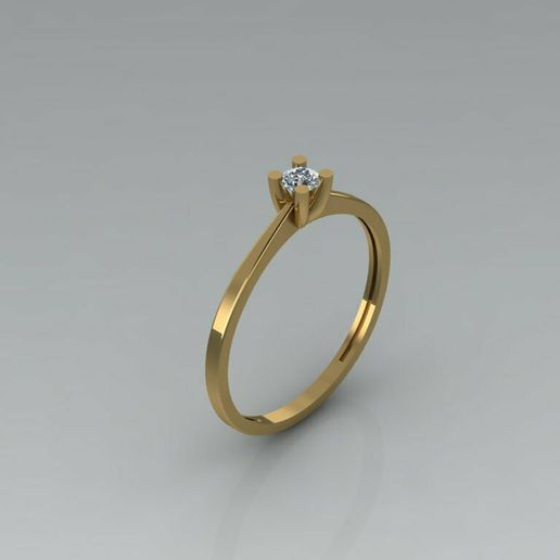 1.jpg Download STL file Women ring 3dm stl render detail 3D print model • 3D printing object, tuttodesign