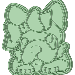 9_e.png Download STL file Simon 9 cookie cutter • 3D printer object, osval74