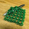 IMG_20181010_071816.jpg Download free STL file Placemat Chainmail Fabric • 3D printer object, ThinkSolutions