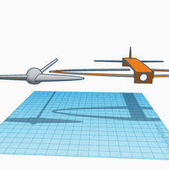 rubberband-plane-(2).png Download free STL file rubber band airplane v1 • Template to 3D print, YngNeil