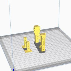 Bequille.jpg Download file Trailer stand • 3D printing model, gabriella10