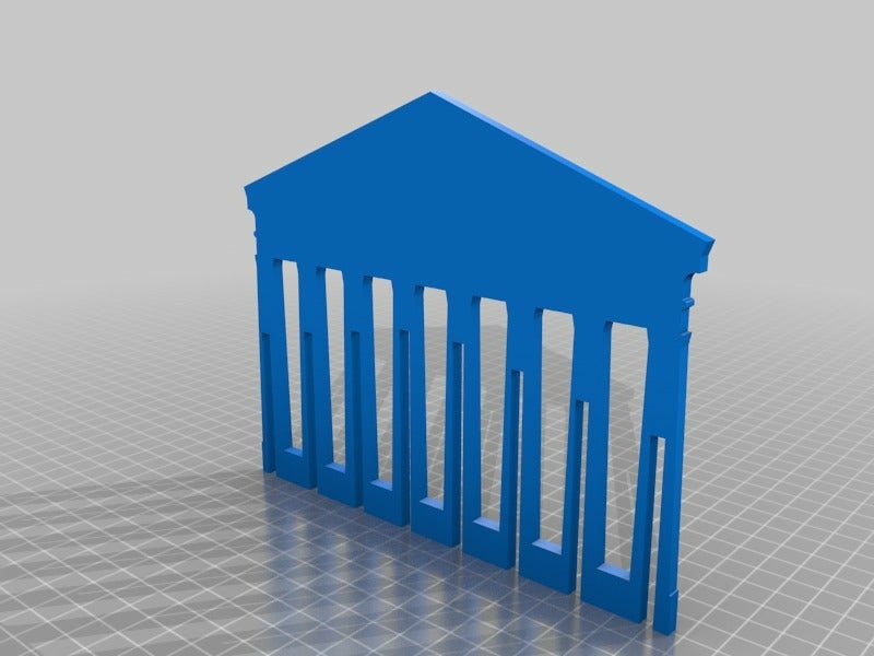 29df9c39ab269b8588e808b509cf630d.png Download free STL file Greek temple puzzle • 3D printing design, tyh
