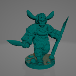 Ice-Age-Bullrusher.png Download STL file Ice Age Bullrusher • 3D printable object, Ellie_Valkyrie
