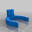 IKEA_Kitchen1.png Download free STL file Leg clamp for IKEA kitchen WITH SUPPORT • 3D printer design, alexnz