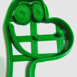 IMG_20200214_233450[1].jpg Download STL file ARLO COOKIE CUTTER • Object to 3D print, mdscheffer2
