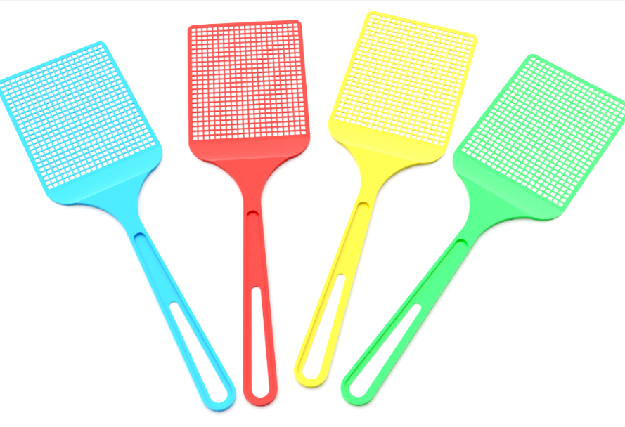 MultiColors.png Download free STL file Fly Swatter • 3D printing object, AppliedTechnologyLab