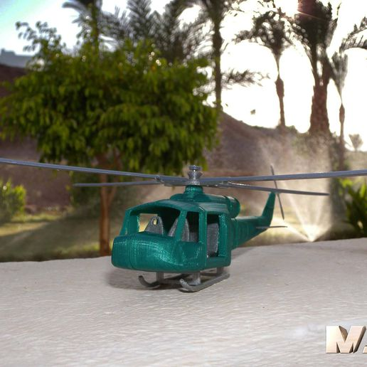 1.jpg Download file army chopper • Template to 3D print, MaoCasella