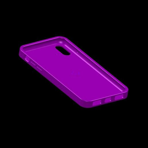 iPhoneX(10)-3.JPG Download STL file iPhone X(10)TPUCover • Design to 3D print, MotalaTech