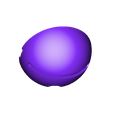 Ball_Top.stl Download free STL file Timeless Mothership with spinning ring • 3D printer model, Dsk