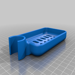 sabao.png Download free STL file Soap holder • 3D printable template, rodrigocnc
