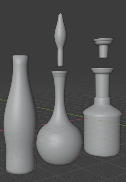 Screenshot_52.png Download free STL file bottle collection 1:3 model III • Object to 3D print, bozicpepsi