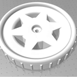 Wheel_1.png Download free STL file Roue 6,5'' • Object to 3D print, maelgodard