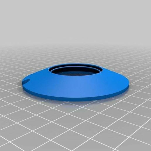 Nozzle.jpg Download free STL file Annular Cooling for Ultimaker • Design to 3D print, mtahtali