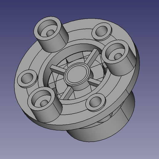 photo.png Download STL file Silvercrest Picadora joint • 3D printing object, derapage