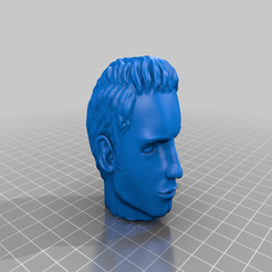 head_3d_print.png Download free STL file Accessories for the android in lego technic and mindstorms • 3D printing template, ccjr