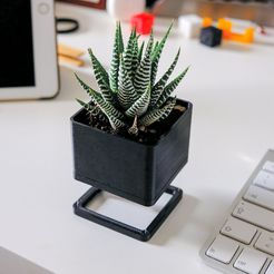 1.TensPlanter.jpg Download STL file Anti-gravity Planter  • 3D print design, addiscamillo