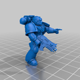 2_Sergeant.png Download free STL file Angelic Space Soldiers with Heavy Weapons • Template to 3D print, PhysUdo