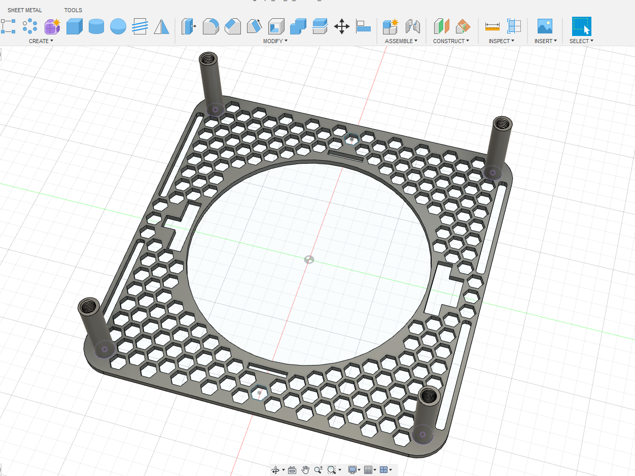 cpu_fan_to_120mm_V1.png Download free STL file ADAPT FOR CPU FAN TO 120MM CASE FAN • 3D printable model, gustavedelajartre