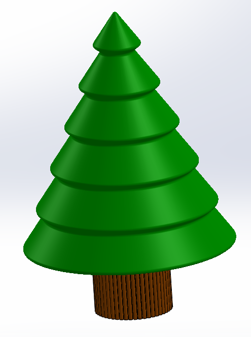 Udklip1.PNG Download STL file Christmas tree for money gifts and decorations • Object to 3D print, Turbostar