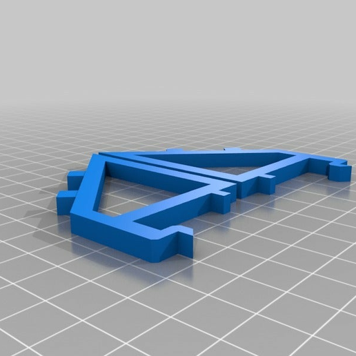 baf6a06d32059526629031983e4bc1c8.png Download free STL file Gemstock LCD Mount • Model to 3D print, XDr4g0nX