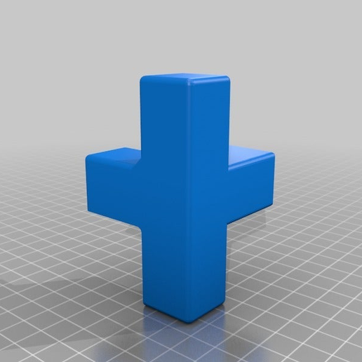9776562c8b1b329745f41f1c998e4409.png Download free STL file 25mm Square steel tube joiners and mounts • 3D printable object, KShapley