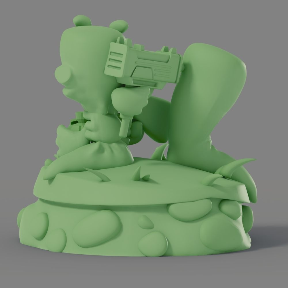 WormsBack.jpg Download STL file Worms • 3D print design, Sayvision
