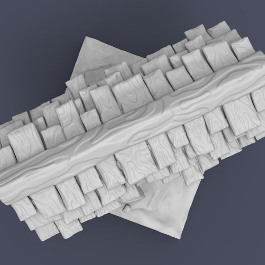 Water_well _4.jpg Download OBJ file Water well model for 3d printing • 3D printable template, Ventum