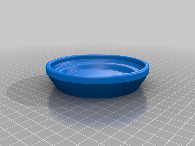 tray.png Download free STL file Olla, con bandeja • 3D printing object, rebeltaz