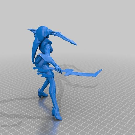 1e5816c7170bf2d5e295deff2ed7b9ab.png Download free STL file League of Legends Champion and Skin Collection • 3D printing object, MateoCG3D