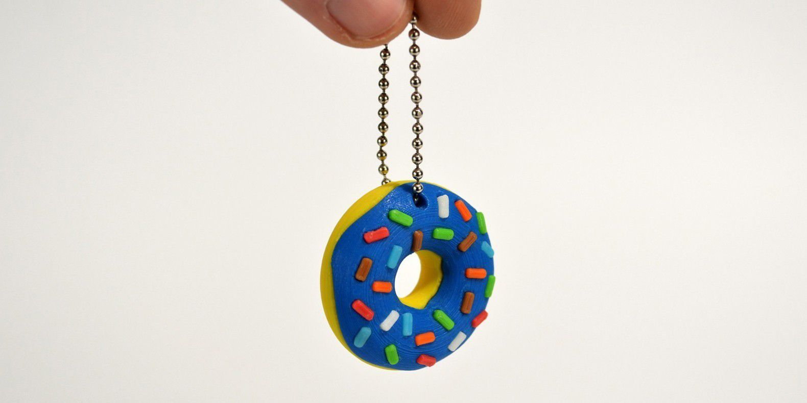 Discover in this new collection of 3D templates, all the 3D printer files of keychains