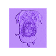 Rottweiler_enia.stl Download free STL file Rottweiler ENIA keychain • Template to 3D print, 3dlito