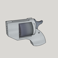 Micro-Starting-Pistol-(3D-Print-Kit-Gun).png Download free STL file Micro Starting Pistol (3D Print Kit Gun) • 3D printer object, Imura_Industries