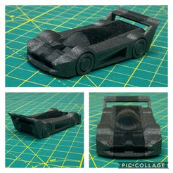 IMG_7033.JPG Download STL file Simple print-in-place hypercar • 3D printable model, da_syggy
