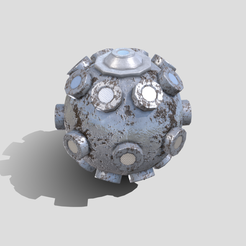 b0.png Download 3DS file Fortnite Bomb • Object to 3D print, SimonTGriffiths