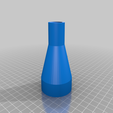 tap_diffuser_main_body.png Download free STL file Laboratory cold water Tap Diffuser • 3D printable template, Steve_rLab