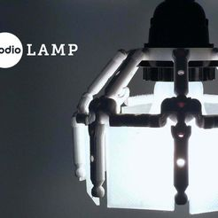 modio-lights-out2.jpg Download free SCAD file Modio Lamp • 3D printable object, isaac