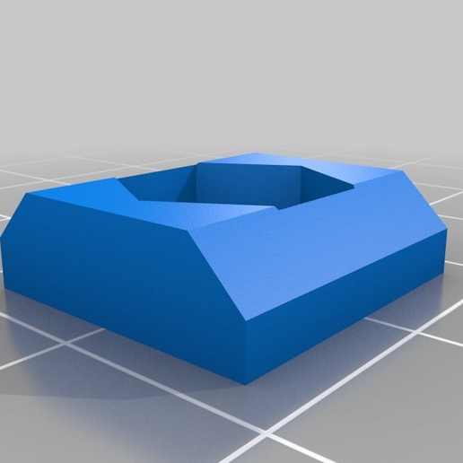 af224259e887335658815f2a6305b71e.png Download free SCAD file M6 T-Slot Nut - Combined • 3D printer template, stanoba