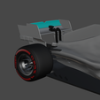 23.png Download file MERCEDES/RACING POINT F1 CAR 3D PRINTABLE • Template to 3D print, thegearheadsfactory