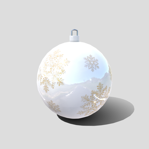 b0.png Download OBJ file Christmas Babule • Design to 3D print, SimonTGriffiths