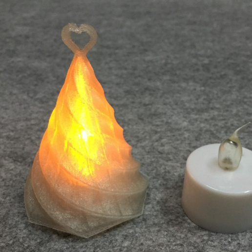 Capture_d_e_cran_2016-02-09_a__17.36.15.png Download free STL file Decoration of LED candle • 3D printing object, Eunny