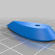 "71590cea0609aa08821884492c5f4adf.png Download free STL file 1010 Conformal Aero Rail Button 3/16"" (4.76mm) Standoff • 3D printable design, JackHydrazine"