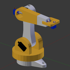 28.07.2019_17.24.56_REC.png Download free STL file Brazo robótico • 3D printable object, Nikgourg