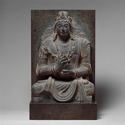 DP123394_display_large_display_large.jpg Télécharger fichier STL gratuit Bodhisattva Maitreya assis • Plan pour impression 3D, metmuseum